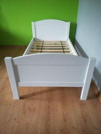 Łóżko drewniane Sosenka