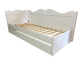 Łóżko narożnikowe Kaya
