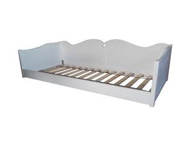 Łóżko dziecięce Kaya niska sofa