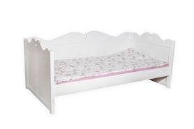 Łóżko drewniane Kaya