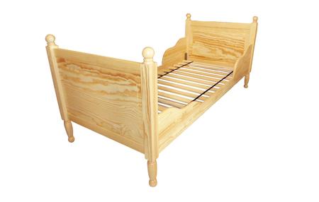 Łóżko Ami-Proste , (1) -