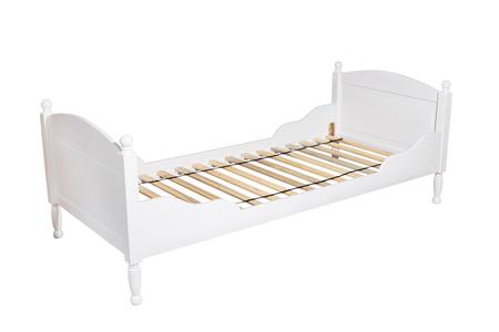 Łóżko pojedyncze z kulkami, (2) -