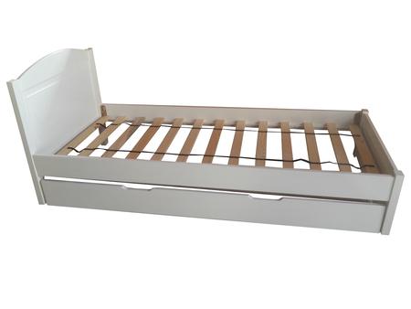 Łóżko dziecięce Pinus łuk, (1) -