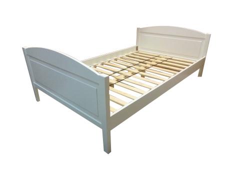 Łóżko sypialniane PINUS, (1) -