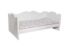 Łóżko drewniane Kaya, (2) -