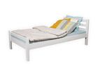 Łóżko drewniane Furu, (2) -