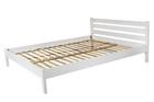 Łóżko drewniane sypialniane Furu, (2) -
